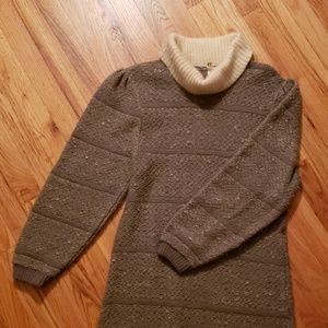 Vintage Fabio Di Firenze Maxi Sweater Dress